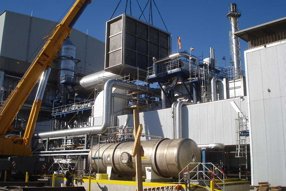 air preheater system Geurts