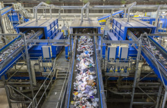 household recycling plant
