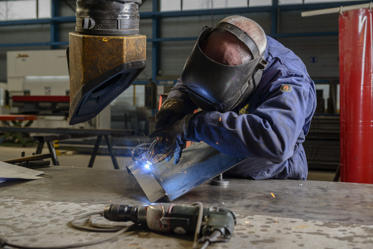 welding services Netherlands