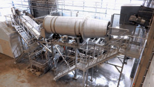 PE and PP rigid and film washing plant