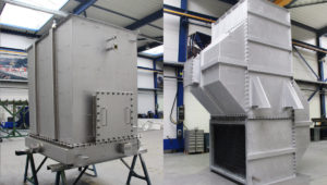 air preheater system Geurts